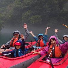 8月30日 四万湖カヌーツアー RYUのイメージ