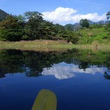9月26日 四万湖カヌーツアー RYUのイメージ