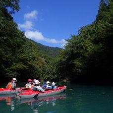 9月15日 四万湖カヌーツアー RYUのイメージ