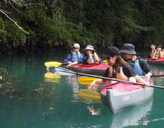 9月16日 四万湖カヌーツアー RYUのイメージ