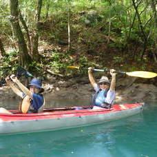 9月5日 四万湖カヌーツアー RYUのイメージ