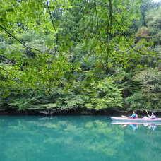 10月6日 四万湖カヌーツアー RYUのイメージ