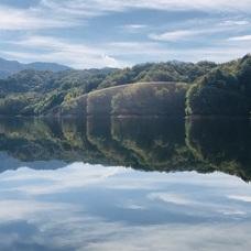 現在の奈良俣・・10月17日のイメージ