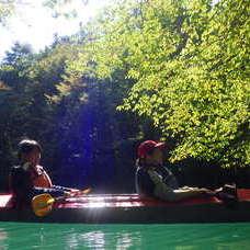 10月5日 四万湖カヌーツアー RYUのイメージ