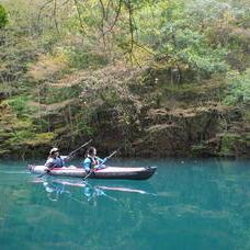 10月29日 四万湖カヌーツアー RYUのイメージ