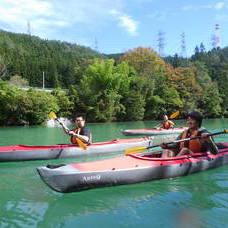 10月20日 四万湖カヌーツアー RYUのイメージ