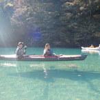 四万湖体験散歩カヌーツアーのご案内のイメージ