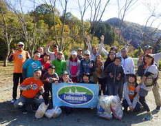 お客様感謝デー 赤谷湖掃除&BBQ&リンゴ狩りのイメージ