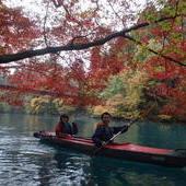 11月11日 四万湖カヌーツアー けんたろうのイメージ