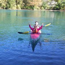 11月2日 四万湖カヌーツアー RYUのイメージ