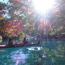 11月8日 四万湖カヌーツアー HIDEのイメージ