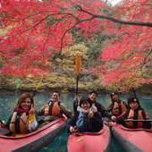 11月16日 四万湖カヌーツアー けんたろうのイメージ