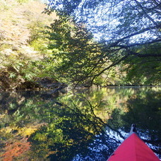 11月4日 四万湖カヌーツアー RYUのイメージ