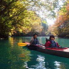 11月16日 四万湖カヌーツアー RYUのイメージ
