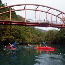 11月3日 四万湖カヌーツアー RYUのイメージ