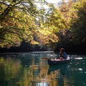 11月13日 四万湖カヌーツアー HIDEのイメージ