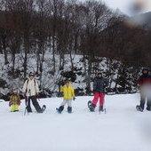 12月31日 スノーシューツアー HIDEのイメージ