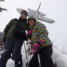 12月28日 スノーシューツアー RYUのイメージ