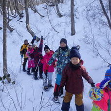 1月3日 スノーシューツアー RYUのイメージ
