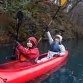 1月23日 四万湖カヌーツアー RYUのイメージ