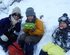 1月5日 スノーシューツアー RYUのイメージ
