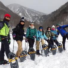 2月1日 スノーシュー ~雪遊びコース~ ちひろのイメージ