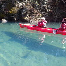 2月24日 四万湖カヌーツアー RYUのイメージ