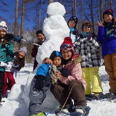 2月22日 スノーシューツアー RYUのイメージ