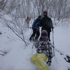 2月23日 スノーシューツアー HIDEのイメージ