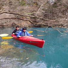 3月13日 四万湖カヌーツアー RYUのイメージ