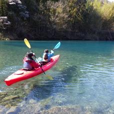 4月11日 四万湖カヌーツアー HIDEのイメージ