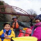 4月2日 四万湖カヌーツアー RYUのイメージ