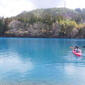 4月12日 四万湖カヌーツアー RYUのイメージ