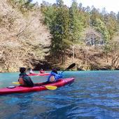 4月5日 四万湖カヌーツアー RYUのイメージ
