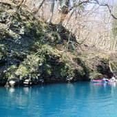 4月7日 四万湖カヌーツアー RYUのイメージ