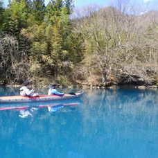 4月11日 四万湖カヌーツアー RYUのイメージ