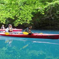 5月24日 四万湖カヌーツアー RYUのイメージ