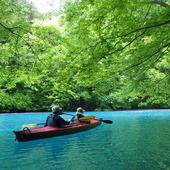 5月23日 四万湖カヌーツアー RYUのイメージ