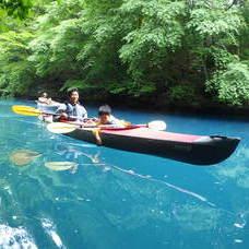 5月31日 四万湖カヌーツアー RYUのイメージ