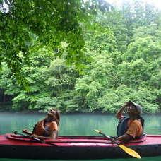 6月26日 四万湖カヌーツアー RYUのイメージ