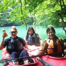 6月23日 四万湖カヌーツアー RYUのイメージ