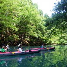 6月21日 四万湖カヌーツアー RYUのイメージ