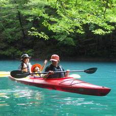 7月24日 四万湖カヌーツアー RYUのイメージ