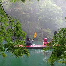7月27日 四万湖カヌーツアー RYUのイメージ