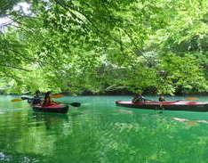 7月2日 四万湖カヌーツアー RYUのイメージ