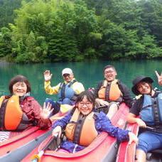 7月18日 四万湖カヌーツアー RYUのイメージ