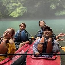 7月25日 四万湖カヌーツアー ちひろのイメージ