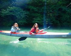 7月12日 四万湖カヌーツアー ぶっさんのイメージ