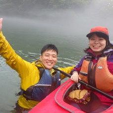 7月10日 四万湖カヌーツアー RYUのイメージ