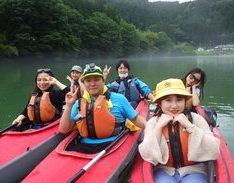 7月1日 四万湖カヌーツアー RYUのイメージ